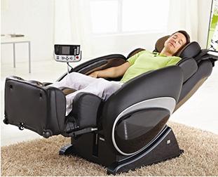 Выбор массажного кресла для дома